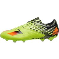 adidas Mens MESSI 15.2 FG / AG Football Boots Semi Solar Slime/Solar Red/Core Black