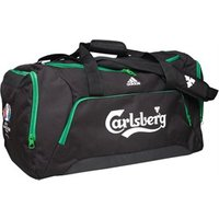 adidas Mens Euro 2016 Carlsberg Medium Team Bag Black