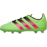adidas-junior-ace-161-fg-ag-leather-football-boots-solar-greenshock-pinkcore-black