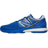 adidas Mens Stabil Boost Indoor Court Shoes Blue/Blue/Collegiate Royal