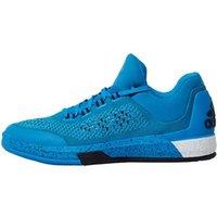 adidas Mens 2015 Crazylight Boost Primeknit Basketball Boots Bright Cyan/Solar Blue/Black