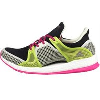 adidas-womens-pure-boost-x-lightweight-training-shoes-black-shock-pink-semi-solar-slime