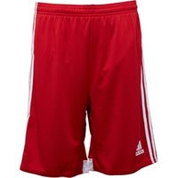 adidas Junior Regista 14 ClimaCool Poly Training Shorts University Red/White