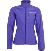 adidas Womens Terrex Gore Hybird Soft Shell Jacket Night Flash