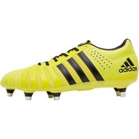 adidas Mens FF80 Pro 2.0 XTRX SG Rugby Boots Bright Yellow/Core Black/White
