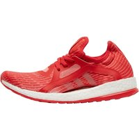 adidas Womens PureBOOST X Olympic Ltd Edition Neutral Running Shoes Ray Red/Vapour Pink/White