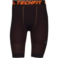 adidas-mens-tech-fit-primeknit-clima-cool-fitted-tight-shorts-black-solar-orange