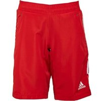 adidas-womens-woven-shorts-collegiate-red