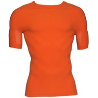 adidas-mens-tech-fit-primeknit-clima-cool-fitted-training-top-solar-orange-black