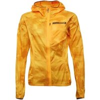 adidas Womens Terrex Agravic Waterproof Jacket Solid Gold