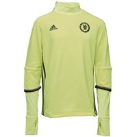 adidas-junior-cfc-chelsea-3-stripe-long-sleeve-mock-neck-training-top-solar-yellowblackgranite