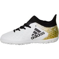 adidas-junior-x-163-tf-astro-football-boots-whitecore-blackgold-metallic