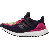 adidas Womens Ultra Boost Neutral Running Shoes Night Navy/Night Navy/Equipment Pink
