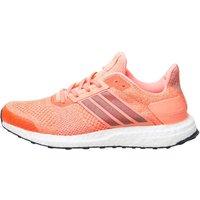 adidas Womens UltraBOOST ST Stability Running Shoes Sun Glow/Super Orange/Core Black