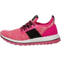 adidas Womens Pure Boost ZG Zero Gravity Neutral Running Shoes Shock Pink/Core Black