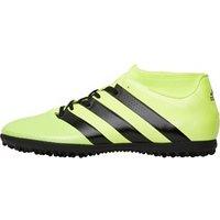 adidas Mens ACE 16.3 PrimeMesh Football Boots Solar Yellow/Core Black/Silver Metallic