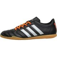 adidas Mens Gloro 16.2 IN Indoor Trainers Core Black/Silver Metallic/Solar Red