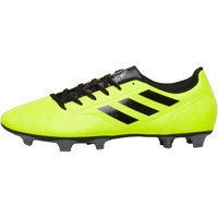 adidas Mens Conquisto II FG Football Boots Solar Yellow/Core Black/Night Metallic