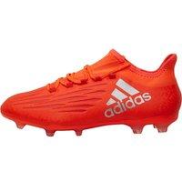 adidas Mens X 16.2 FG Football Boots Solar Red/Hi Res Red/Hi Res Red