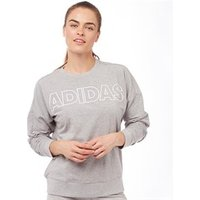 adidas-womens-logo-crew-neck-sweat-medium-grey-heather