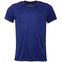 adidas Mens Cool365 3 Stripe ClimaCool Top University Ink