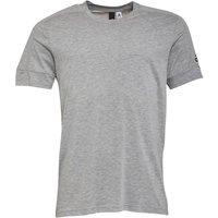adidas Mens ID Stadium T-Shirt Medium Grey Heather