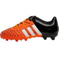 adidas Junior ACE X 15.3 FG AG Football Boots Solar Orange/White/Core Black