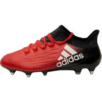 Adidas Mens X 16.1 Sg Football Boots Red/white/core Black