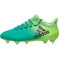 Adidas Mens X 16.1 Sg Football Boots Solar Green/core Black/core Green