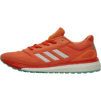 adidas Womens Response Limited Boost Neutral Running Shoes Easy Orange/White/Energy
