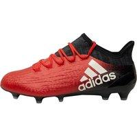 adidas Mens X 16.1 FG Football Boots Red/White/Core Black