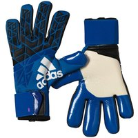 Adidas Ace Transition Pro Goalkeeper Gloves Blue/core Black/white/shock Pink