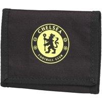 adidas cfc chelsea wallet black/solar yellow
