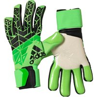 adidas ACE Transition Pro Goalkeeper Gloves Solar Green/Core Black