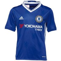 Adidas Junior Boys Cfc Chelsea Home Shirt Chelsea Blue/white