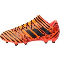 adidas Mens Nemeziz 17.3 FG Football Boots Orange/Black
