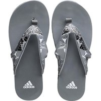 Adidas Mens Calo 5 Graphic Flip Flops Core Black/white