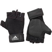 adidas Climacool Performance Training Gloves Black Metallic Silver fba5f07c56e19