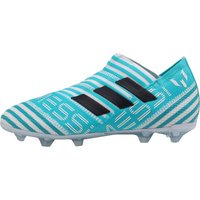 Adidas Junior Nemeziz Messi 17+ 360 Agility Fg Football Boots White/legend Ink/energy Blue