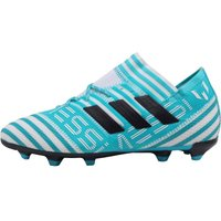 Adidas Junior Nemeziz 17.1 Fg Football Boots White/legend Ink/energy Blue