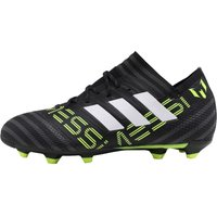 Adidas Junior Nemeziz Messi 17.1 Fg Football Boots Core Black/footwear White/solar Yellow