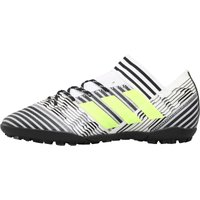 Adidas Mens Nemeziz Tango 17.3 Tf Astro Football Boots Footwear White/solar Yellow/core Black