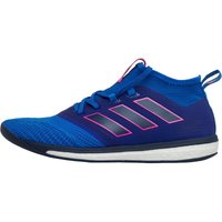 Adidas Mens Ace Tango 17.1 Trainers Blue/collegiate Navy/shock Pink
