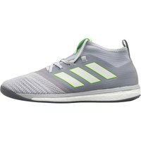 Adidas Mens Ace Tango 17.1 Football Trainers Clear Onix/footwear White/solar Green