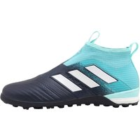 Adidas Mens Ace Tango 17+ Purecontrol Tf Astro Football Boots Energy Aqua/footwear White/legend Ink