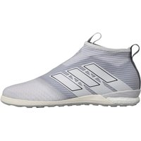 Adidas Mens Ace Tango 17+ Purecontrol In Football Boots Clear Grey/clear Grey/onix