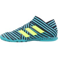 Adidas Mens Nemeziz Tango 17+ 360 Agility In Football Boots Legend Ink/solar Yellow/energy Blue