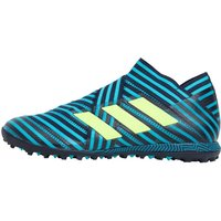 Adidas Mens Nemeziz Tango 17+ 360 Agility Tf Football Boots Legend Ink/solar Yellow/energy Blue