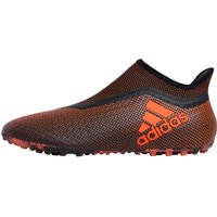 Adidas Mens X Tango 17+ Purespeed Tf Football Boots Core Black/solar Red/solar Orange