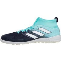Adidas Mens Ace Tango 17.3 In Football Boots Energy Aqua/footwear White/legend Ink